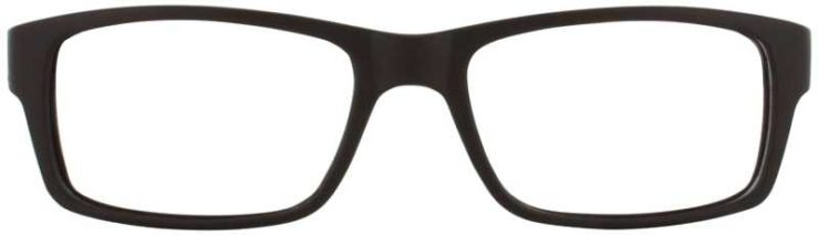 Prescription Glasses Model BRIAN-BROWN-FRONT