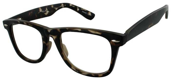 Prescription Glasses Model COLLEGE-TORTOISE-45