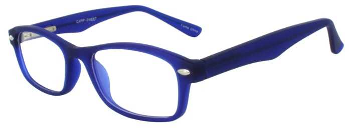 Prescription Glasses Model TWEET-NAVY-45