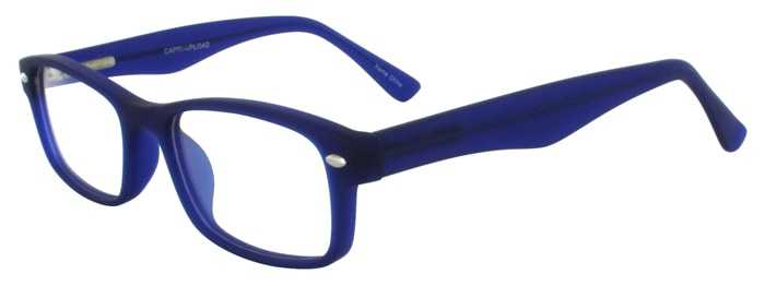 Prescription Glasses Model UPLOAD-NAVY-45