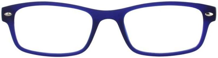 Prescription Glasses Model UPLOAD-NAVY-FRONT