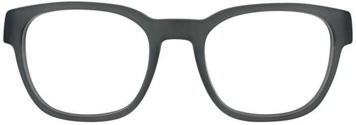 Oakley Prescription Glasses Model CLOVERLEAF-140-OX1078-0651-SATINSMOKE-FRONT