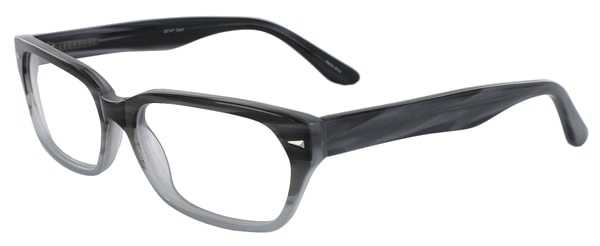Prescription Glasses Model DC107-GREY-45