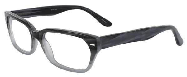 Prescription Glasses Model DC107-GREY-45