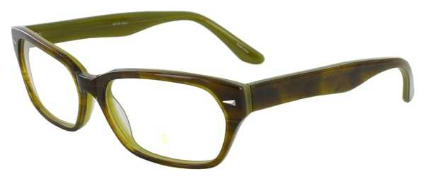 Prescription Glasses Model DC107-OLIVE-45
