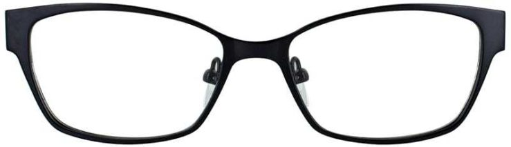 Prescription Glasses Model DC114-GREY-FRONT