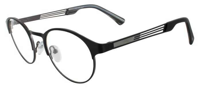 Prescription Glasses Model DC115-BLACK-45