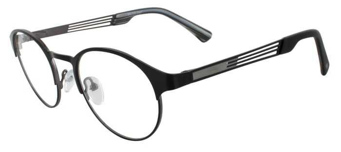 Prescription Glasses Model DC115-BLACK-45