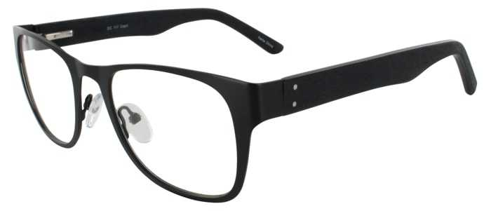 Prescription Glasses Model DC117-BLACK-45