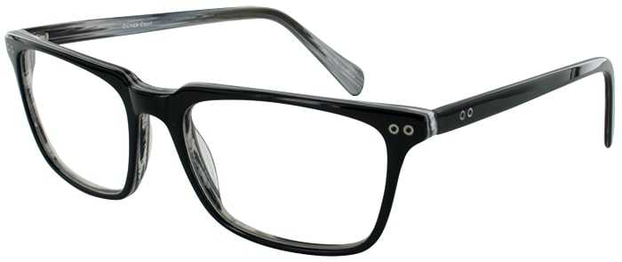 Prescription Glasses Model DC123-BLACK-45