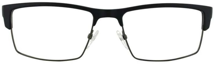 Prescription Glasses Model DC124-GREY-FRONT