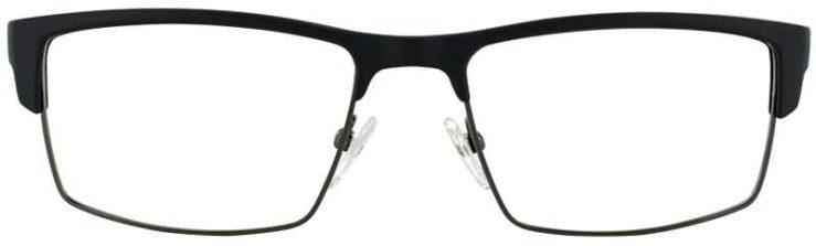 Prescription Glasses Model DC124-GREY-FRONT