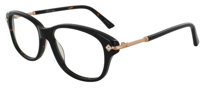Prescription Glasses Model DC127-TORTOISE-45