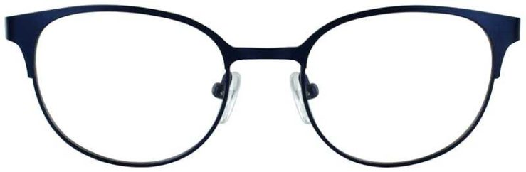 Prescription Glasses Model DC132-BLUE-FRONT