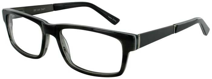 Prescription Glasses Model DC136-GREY-45