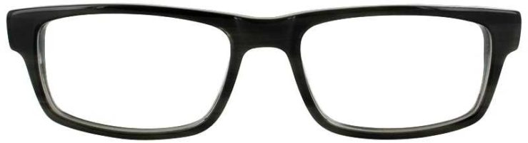 Prescription Glasses Model DC136-GREY-FRONT