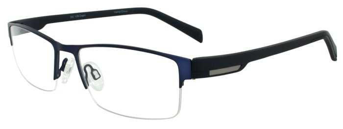 Prescription Glasses Model DC139-INK-45