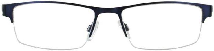 Prescription Glasses Model DC139-INK-FRONT
