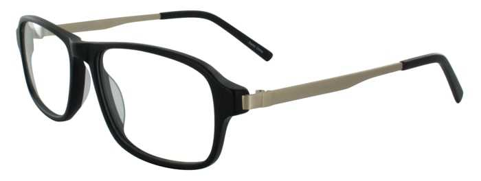 Prescription Glasses Model DC144-BLACK-45