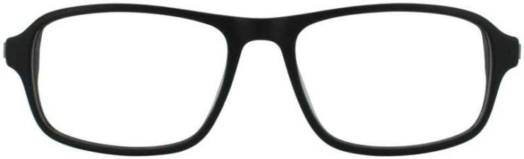 Prescription Glasses Model DC144-BLACK-FRONT