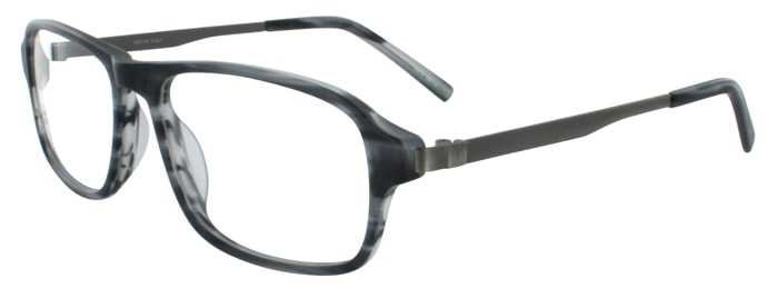 Prescription Glasses Model DC144-GREY-45