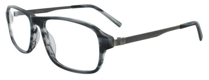 Prescription Glasses Model DC144-GREY-45