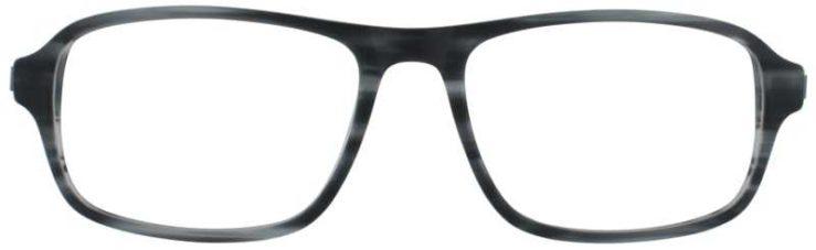 Prescription Glasses Model DC144-GREY-FRONT