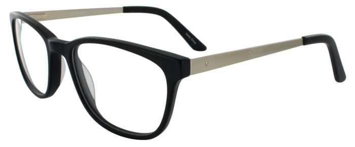 Prescription Glasses Model DC146-BLACK-45