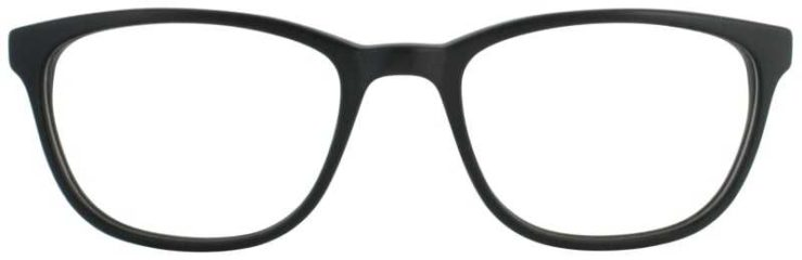 Prescription Glasses Model DC146-BLACK-FRONT