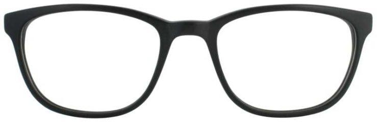 Prescription Glasses Model DC146-BLACK-FRONT