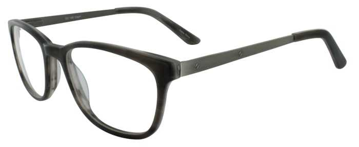 Prescription Glasses Model DC146-GREY-45