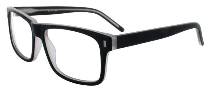 Prescription Glasses Model DC147-BLACK-45