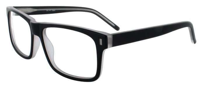 Prescription Glasses Model DC147-BLACK-45