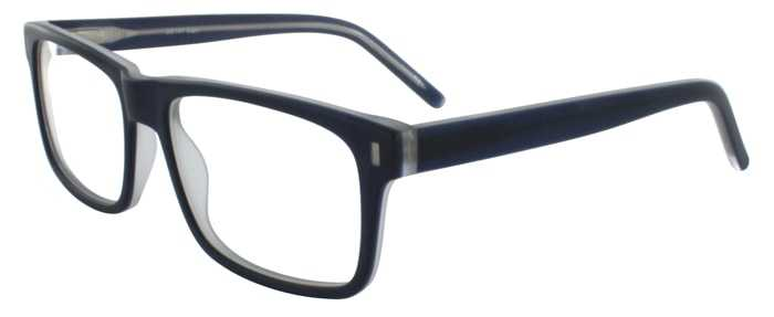 Prescription Glasses Model DC147-BLUE-45