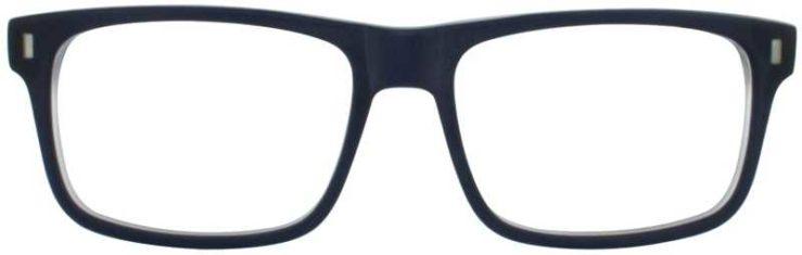 Prescription Glasses Model DC147-BLUE-FRONT