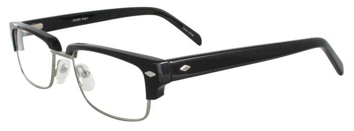 Prescription Glasses Model DC303-BLACK-45