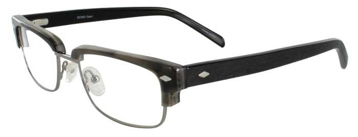 Prescription Glasses Model DC303-GREY-45