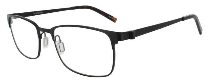 Prescription Glasses Model DC310-BLACK-45