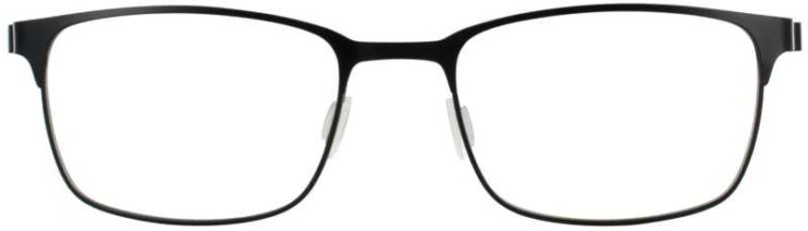 Prescription Glasses Model DC310-BLACK-FRONT