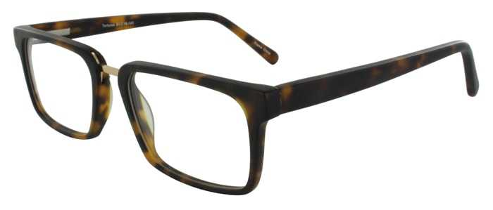 Prescription Glasses Model DC312-TORTOISE-45