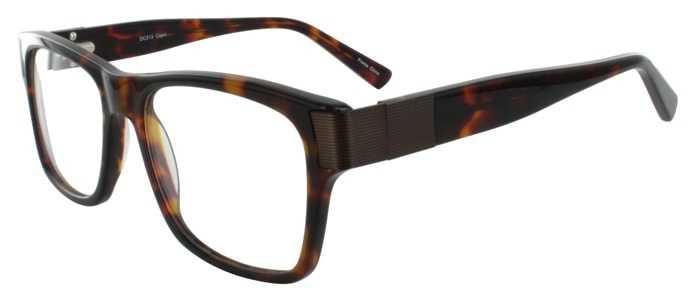 Prescription Glasses Model DC313-TORTOISE-45