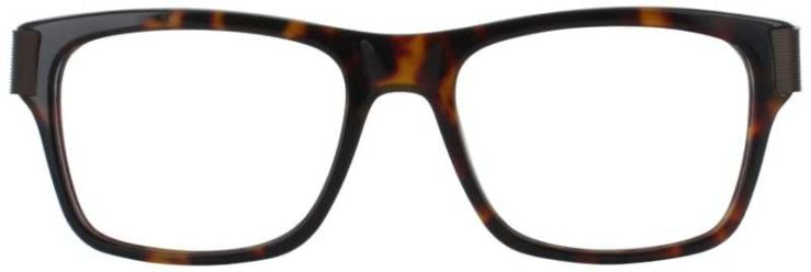 Prescription Glasses Model DC313-TORTOISE-FRONT