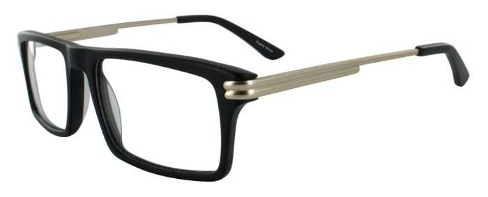 Prescription Glasses Model DC314-BLACK-45