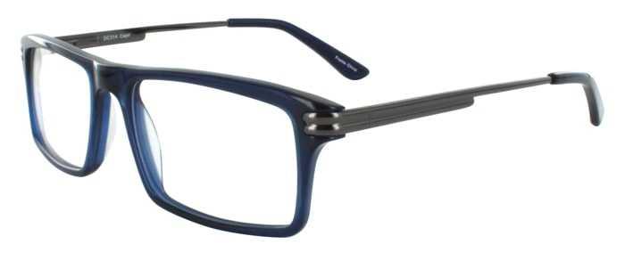 Prescription Glasses Model DC314-BLUE-45