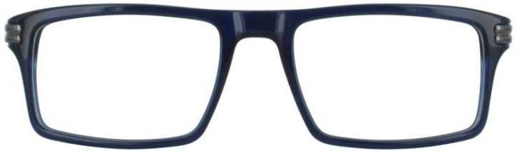 Prescription Glasses Model DC314-BLUE-FRONT