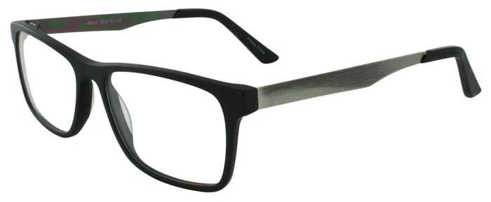 Prescription Glasses Model DC315-BLACK-45