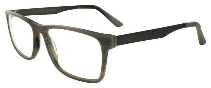 Prescription Glasses Model DC315-GREY-45