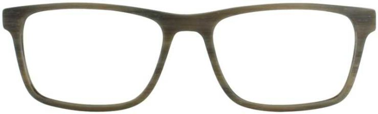 Prescription Glasses Model DC315-GREY-FRONT