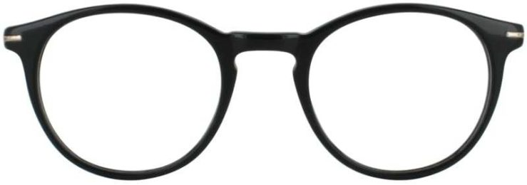 Prescription Glasses Model DC316-BLACK-FRONT