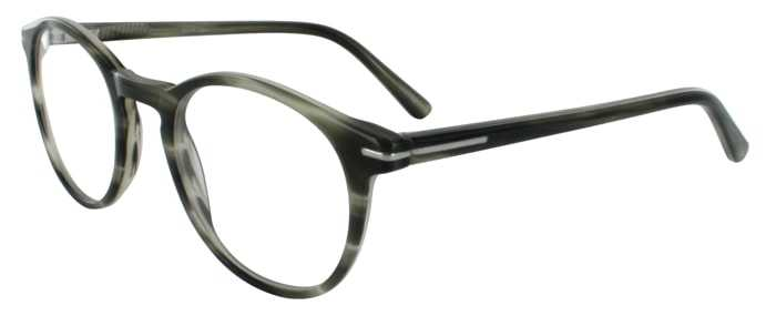 Prescription Glasses Model DC316-GREY-45